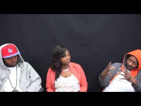 Oprah Brown Interviews Local Rappers T Money & Bird Brown