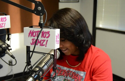 Far From Perfect Producer Kelsey Burrus Interview with Hot 103