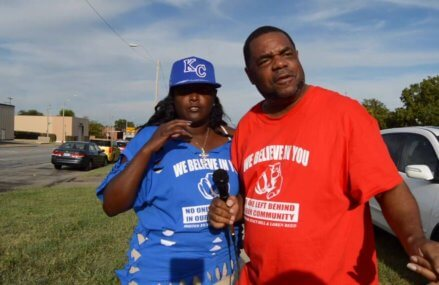 """CMG street team interviews """"We Believe in You"""" productions"""